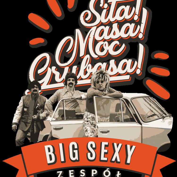 big sexy bez tła